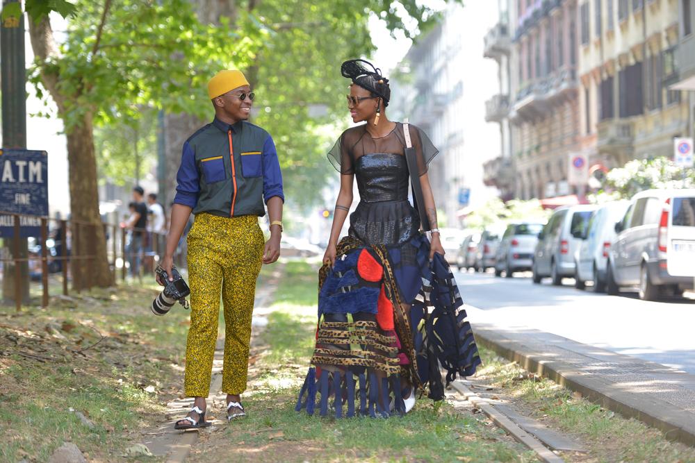 Milan fashion week in Picture   FII