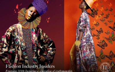 Fashion Industry Insiders in Freetown