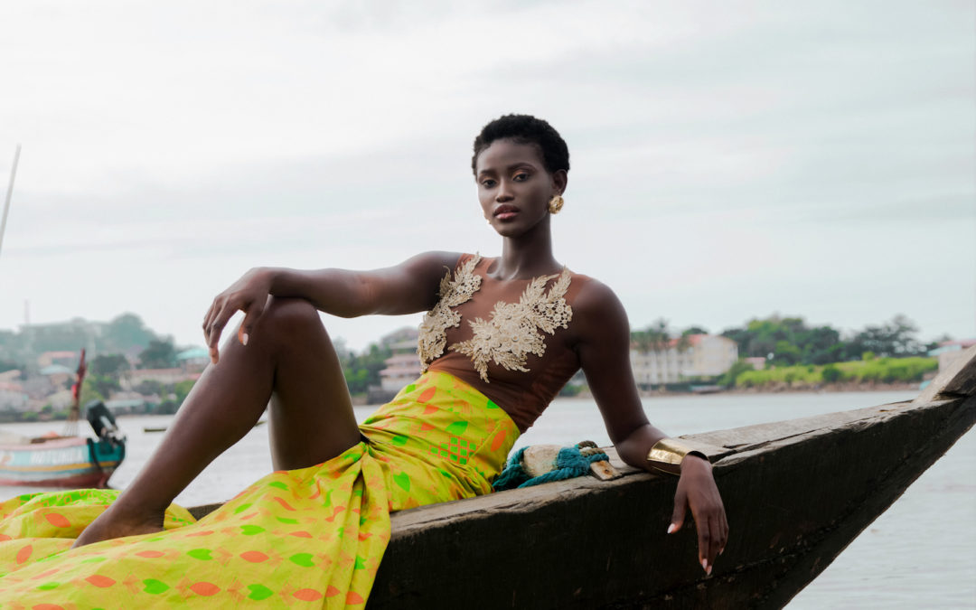 FII bringing a fashion bang to Freetown!